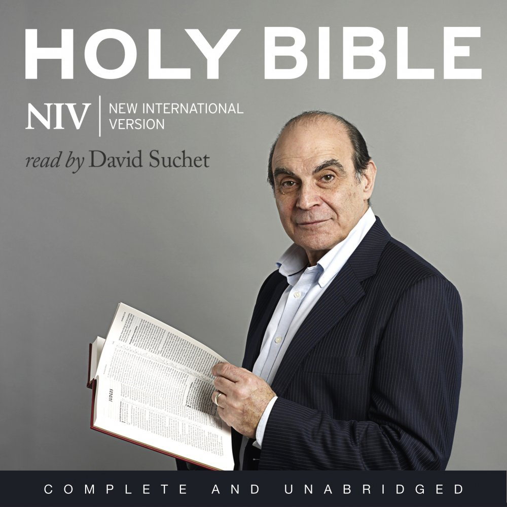 Review: NIV Audio Bible App (read by David Suchet)